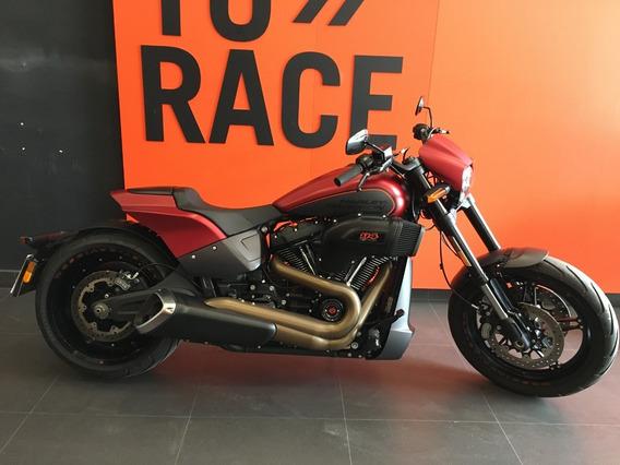 Harley Davidson - Fx Drs - Vermelha
