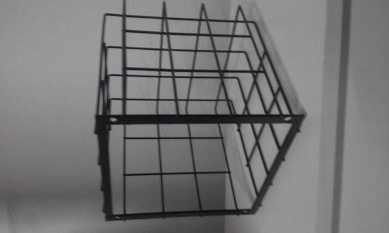 03 Grades Gaiola De Segurança Para Refletor ( Reforçada)