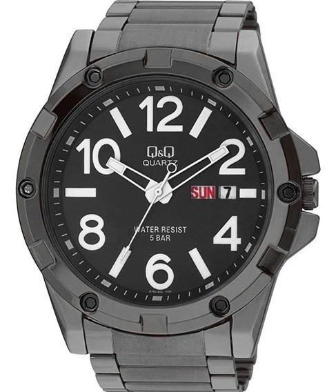 Relógio Q&q Masculino Original Garantia Nota A150j405y