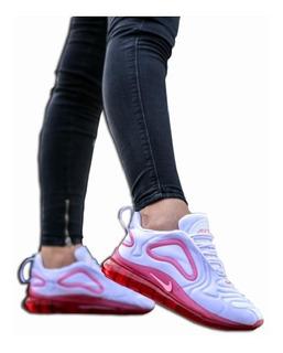 Calzado Deportivo De Mujer Nike 720 Zapatillas Tenis Dama