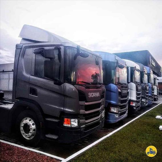 Scania P320 (entrada+parcelas) 8x2 2019/2020 0km