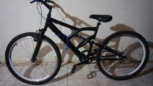 Bicicleta Suspensão De Trilha Nova.