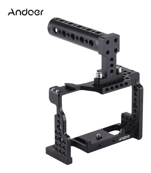 Cage Andoer Gaiola Para Dslr Sony A7iii A7rii A7sii A7riii
