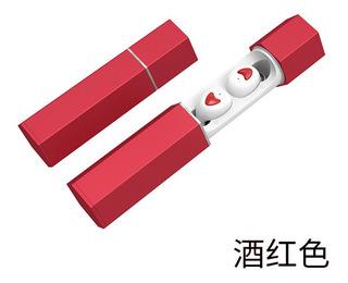 30 Vermelho # Tw-fz-32 Modelo Privado Longo Tws Bluetooth Fo
