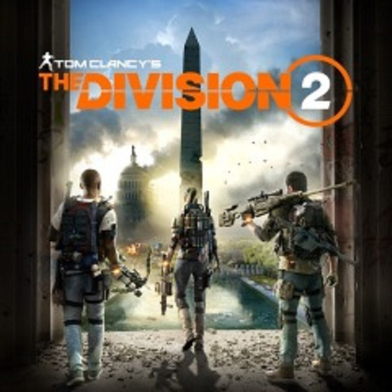 Tom Clancys The Division 2 Standard Edition Ps4 #1