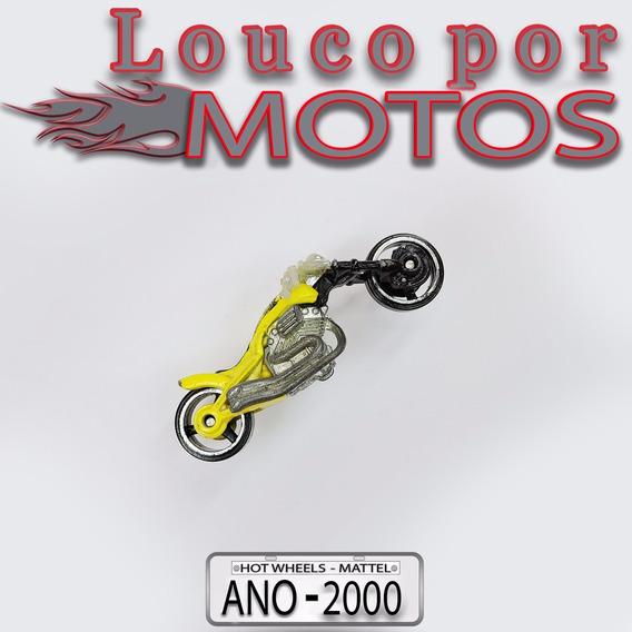 Moto Hot Wheels Thailand Usada Ano 2000 Para Colecionadores