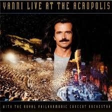 Dvd Yanni Live At The Acropolis With The Royal Phillarmonica