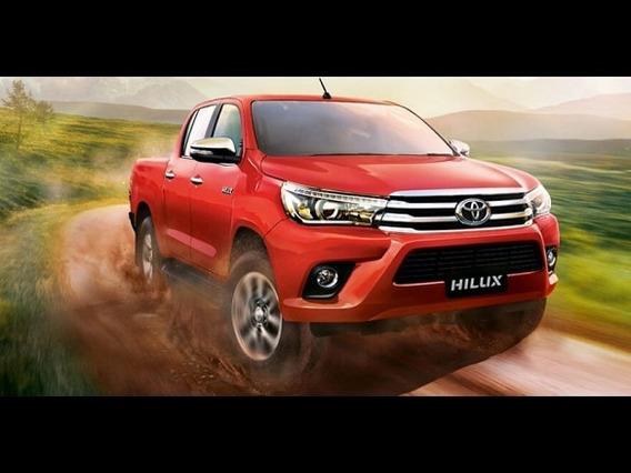 Toyota Hilux 2.8 Tdi Srx Cab. Dupla 4x4 Aut. 4p