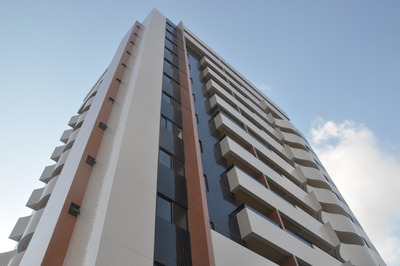 Apartamento 3 Quartos, Suíte, Novo, 75m², Farol, Maceió, Al - 372