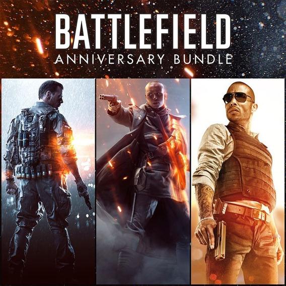 Battlefield Edição De Aniversario Xbox One Digital Online