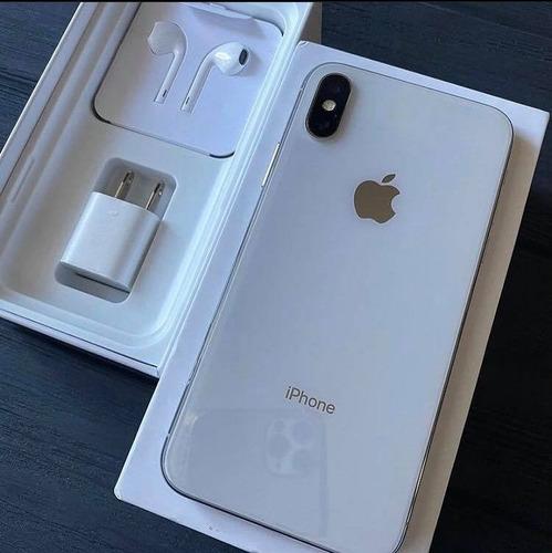 Imagen 1 de 3 de Apple iPhone XS Max 256gb Plata Desbloqueado De Fábrica