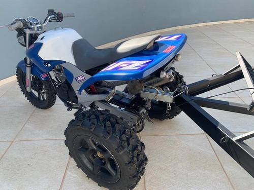 Imagem 1 de 15 de Yamaha Fazer 250cc Fazer 250 Trilha