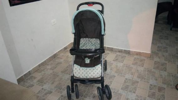 Corral Coche Y Porta Bebe Unisex Como Nuevo