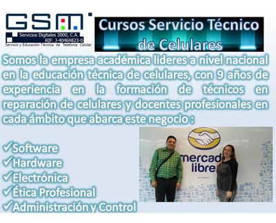 Curso Servicio Tecnico De Celulares (curso Oficial)