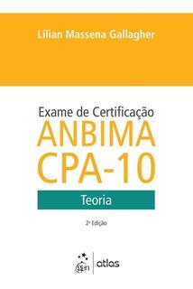 Anbima Cpa 10 no Mercado Livre Brasil