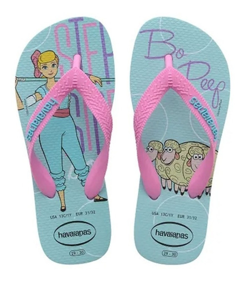 Chinelo Infantil Havaianas Betty Toy Story 4