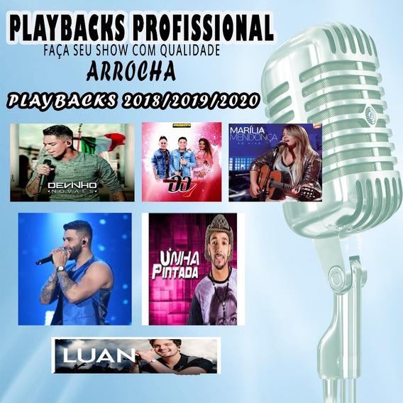Playbacks Arrocha 2019/2018/2020/profissional
