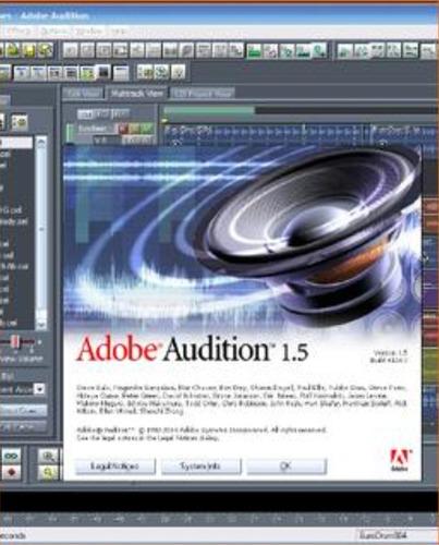 Adobe Audition 1.5