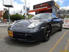 Porsche Cayman S Coupe Mt 3400cc
