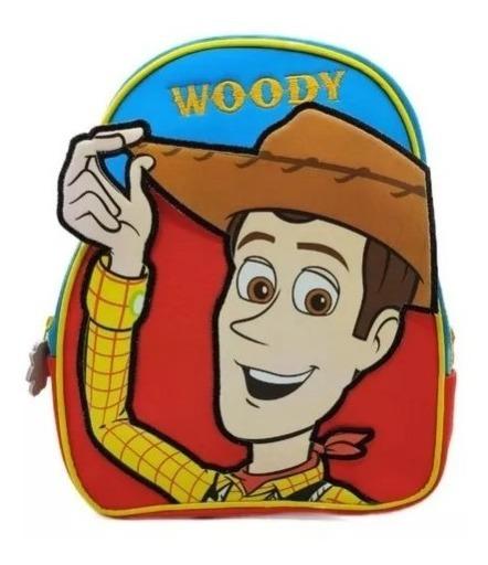Mochila Toy Story Woody Espalda 12