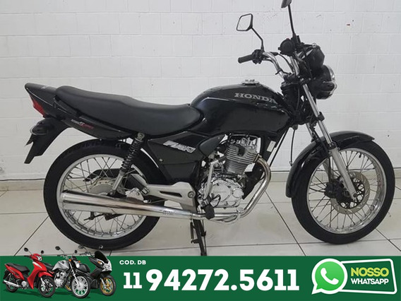 Honda Cg 125 Fan Ano: 2008