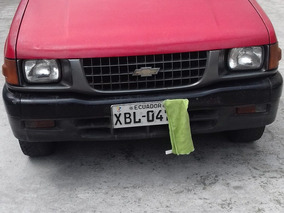 Vendo Camioneta Chevrolet Luv Simple Recien Reparado El Moto