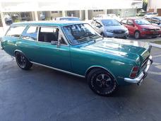Chevrolet/gm Caravan 6cc Luxo Linda Nao Opala Fusca Kombi