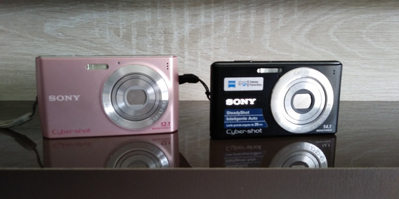 Câmera Digital Sony Cyber-shot Dsc-w510/w530 12.1mp/14.1mp