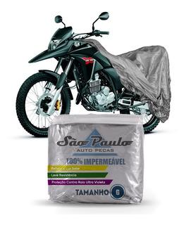 Capa Cobrir Moto Honda Xre 300 Impermeável Proteção Anti Uv