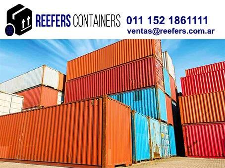 Contenedores Marítimos Containers Usado 20  Pies San Juan