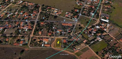 Imagem 1 de 3 de Ótimo Terreno À Venda, 625 M² Por R$ 350.000 - Chácara Recreio Alvorada - Hortolândia/sp - Te1227