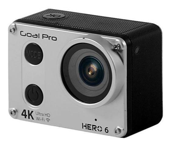 Câmera De Ação Goalpro Hero 6 Sport 16mp 4k Com Wi-fi - Prat