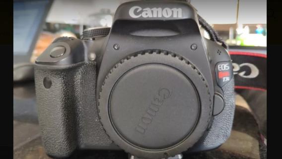 Camera Canon T3i Corpo