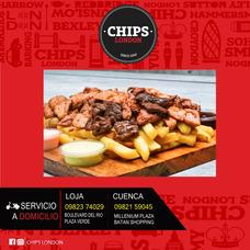 Comida Cuenca #tablitas De #chipslondon