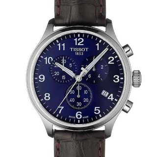 Reloj Tissot Chrono Xl Classic T1166171604700 Hombre Agente