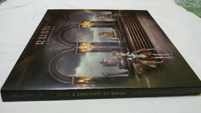 Rush - A Farewell To Kings 40th Anniversary [4lp 180g] Vinyl