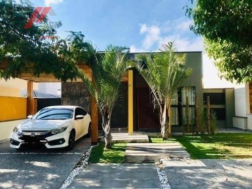 Imagem 1 de 10 de Casa Com 2 Dormitórios À Venda Por R$ 750.000,00 - Campos Do Conde Chambord - Tremembé/sp - Ca0146