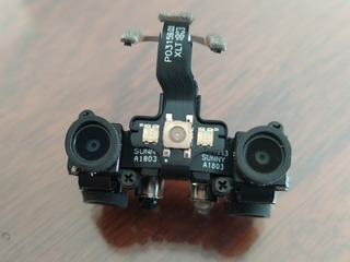 Sensores De Proximidad Trasero E Inferior Drone Mavic Air