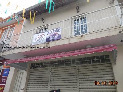 Salão Comercial Para Locação Em Limeira, Centro, 3 Banheiros - 7594