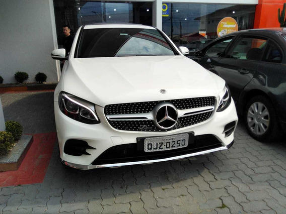 Mercedes-benz Classe Glc 2018 2.0 Turbo 4matic 5p