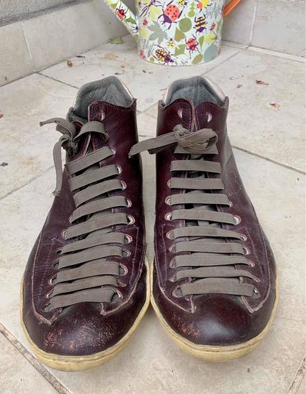 Zapatos/botitas Marca Satori Talle 41 Para Hombres