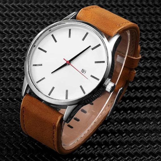 Relógio Masculino Quartzo - Frete Grátis