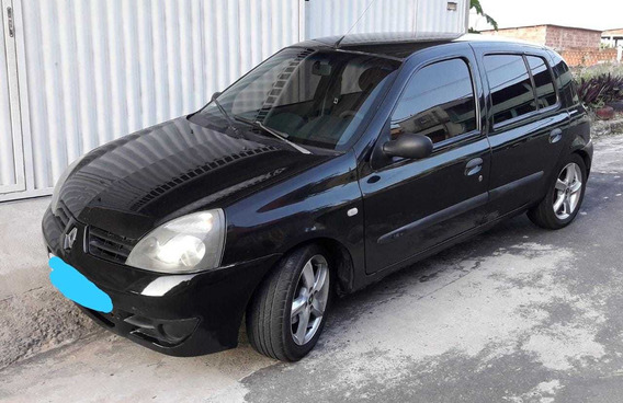 Renault Clio 1.6 16v Expression Hi-flex 5p 2007