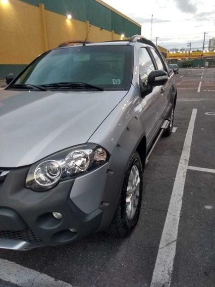 Fiat - Strada - Cabine Dupla - Blindada - Sem Detalhes.