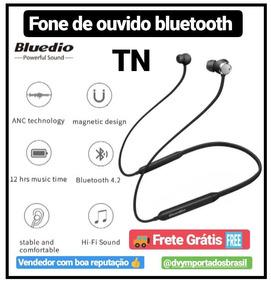 Fone De Ouvido Bluetooth - Bludio Tn Active - Frete Grátis