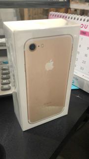 iPhone 7 32gb Novo Lacrado Dourado