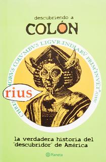 Descubriendo A Cristobal Colón Rius Nuevo