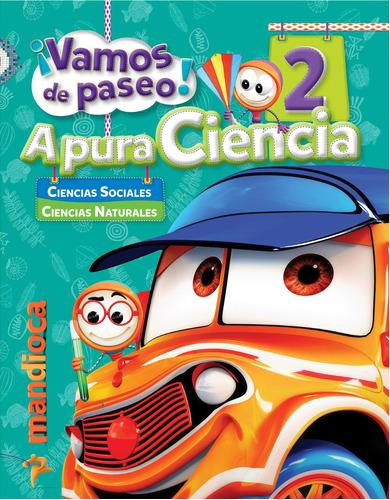 A Pura Ciencia 2 - Editorial Mandioca