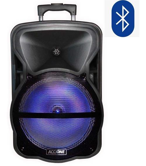 Caixa De Som Com Rodinhas Bluetooth Multiuso 12