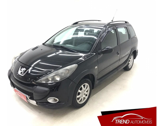 Peugeot 207 1.6 Escapade Sw 16v Flex 4p Manual